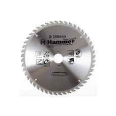 Диск пильный HAMMER 205-120  250*30/32мм-48зуб