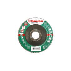 Круг лепест. торцевой 115*22 HAMMER 213-002 Р60