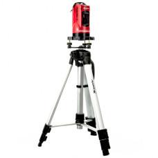 Уровень лазерный Matrix 150мм штатив кейс самовыр./35033