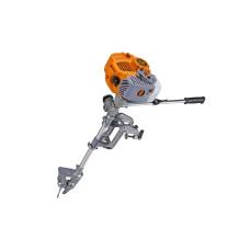 Мотор лодочный Carver МНТ-3,8S 3,8л/с вин.мет 3*х лопост