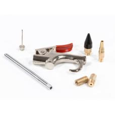 Пистолет пневмо MATRIX д/продувки 6шт/57336