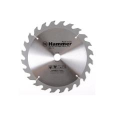 Диск пильный HAMMER 205-114 210*20/16мм-24зуб