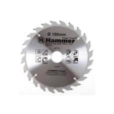 Диск пильный HAMMER 205-124 200*30/32мм-24зуб