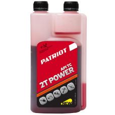 Масло POWER ACTIVE 2Т 0,9л минеральное с дозатором