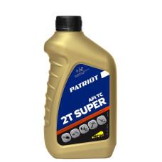 Масло SUPER ACTIVE 2Т 0,9л полусинтетика