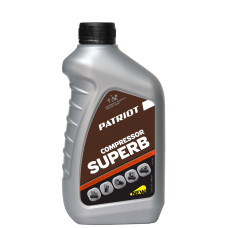 Масло компрессорное COMPRESSOR OIL, 1л