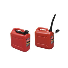 Канистра Rezoil 10л для топлива с крышкой и лейкой