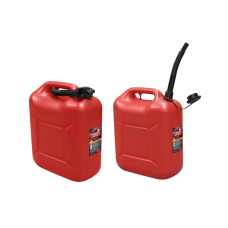 Канистра Rezoil 25л для топлива с крышкой и лейкой