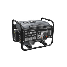 Бензогенератор CARVER PPG-2500А бак 15л