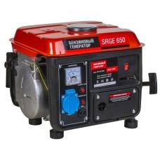 Бензогенератор SRGE 650