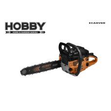 Бензопила CARVER HOBBY HSG 145-15  цепь 0,325-1,5-64зв