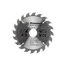 Диск пильный Hammer 160*20/16мм-20зуб/205-103