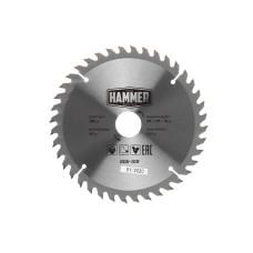 Диск пильный Hammer 185*20/16мм-40зуб/205-109