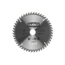 Диск пильный Hammer 210*30/20мм-48зуб/205-117