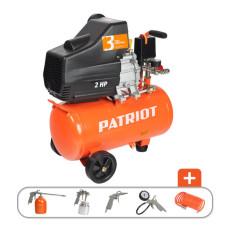 Компрессор Patriot EURO 24/240К+набор