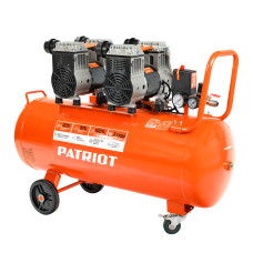 Компрессор Patriot WO80-360 2000Вт 360л/мин 8бар б/масляный