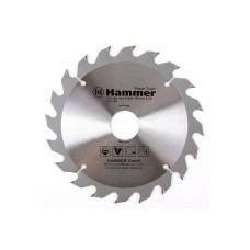 Диск пильный Hammer 165*20/20мм-30зуб/205-106