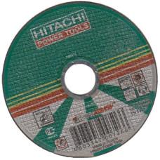Круг 125*1,6*22  отрезной по металлу HITACHI