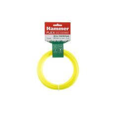 Леска Hammer  D 2,0мм,L15м (звезда, желтая)/216-404