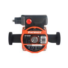 Насос циркуляц. Patriot CP 2540 40/60/85Вт напор 4м,D-25мм кабель 0,9м,евровилка в комп.д/отопл.