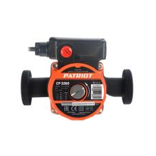 Насос циркуляц. Patriot CP 3260 40/68/100Вт напор 6м,D-32мм кабель 0,9м,евровилка в комп.д/отопл.