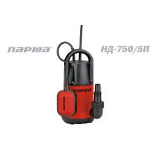 Насос дренажный Парма НД-750/5П