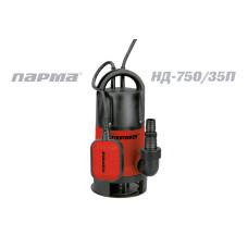 Насос дренажный ПАРМА НД-750/35П