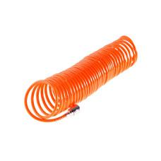 Шланг спиральный Wester 10м 5*8мм с адаптерами БРС /814-008