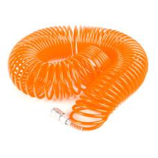 Шланг спиральный Patriot SPE15 15м 6*8мм быстросъем