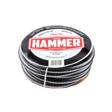 "Шланг Hammer всасывающий 7м*25мм 1"" обр. клапан с сеткой"