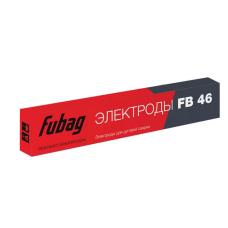 Электроды Fubag FB46 D 4мм пост.+пер. рутил.-целлюлоз. 0,9кг