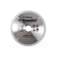Диск пильный Hammer 190*30/20мм-48зуб/205-113