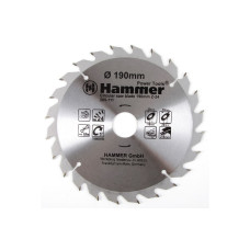Диск пильный Hammer 200*30/20/16мм-24зуб/205-124