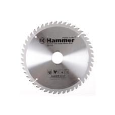Диск пильный,HAMMER 205-125, 200*32/30мм-48зуб