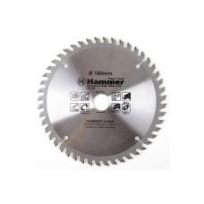 Диск пильный Hammer 160*20/16мм-48зуб ламинат/205-202