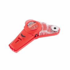 Уровень лазер. MATRIX приспособл. для сверл и пылесборник/35040