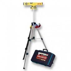 Уровень лазер. MATRIX  3гл.,400-850мм,штатив/35027