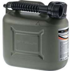 Канистра Stels 10л для топлива усиленная/53126
