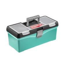 """Ящик д/инструментов Hammer 235-012 15"""" морозостойкие замки с орган.380*175*155"""